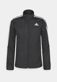 adidas Performance - MARATHON - Sports jacket - black/white - 5
