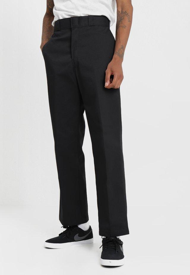 ORIGINAL 874® WORK PANT - Trousers - black
