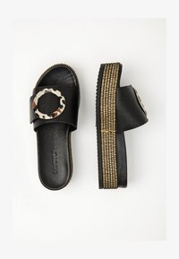 Inuovo - Heeled mules - black blk - 1
