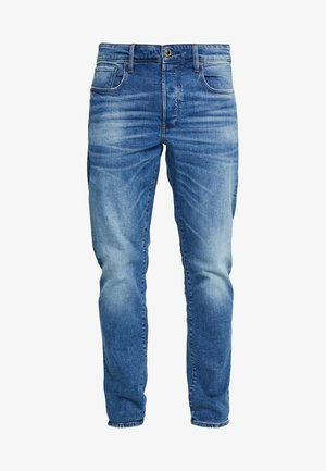 3301 STRAIGHT FIT - Jean droit - azure stretch denim