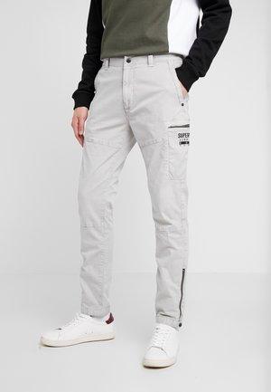 SURPLUS AVIATOR PANT - Cargo trousers - stone
