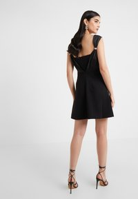 Three Floor - PERETTI DRESS - Cocktailkjole - black