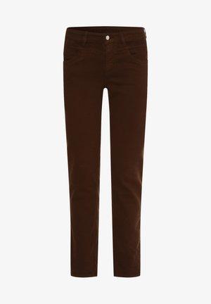 Trousers - schoko