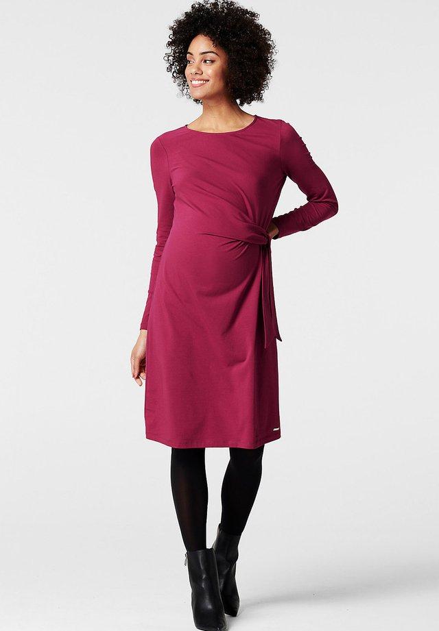 FASHION - Korte jurk - dark lavender