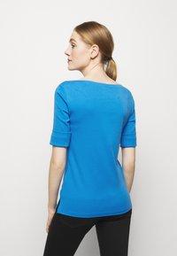 Lauren Ralph Lauren - JUDY - Basic T-shirt - captain blue - 2
