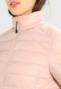 Urban Classics - LADIES BASIC JACKET - Dunjakke - lightrose - 4