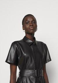 HUGO - KELENI - Shirt dress - black - 3