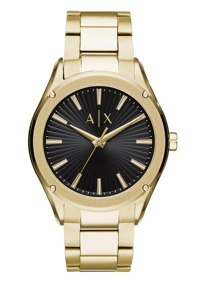 Horloge - gold-coloured