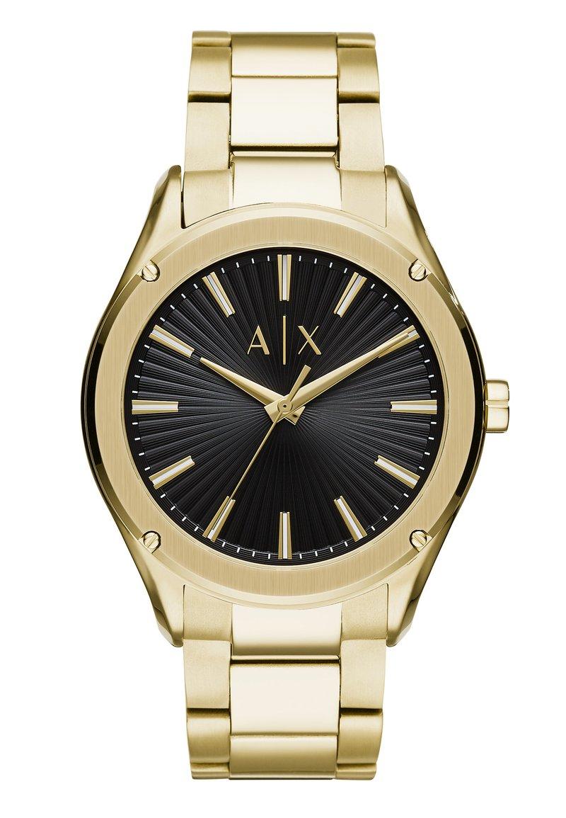 Armani Exchange - Uhr - gold-coloured