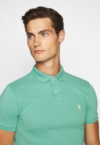 Polo Ralph Lauren - SLIM FIT MODEL - Poloshirts - haven green - 3