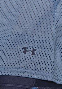 Under Armour - MUSCLE TANK - Camiseta de deporte - mineral blue - 3