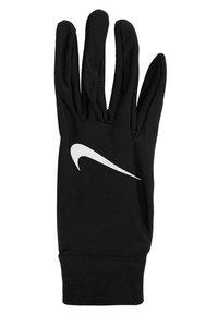 Nike Performance - LIGHTWEIGHT TECH GLOVES - Gloves - black/black/silver - 2