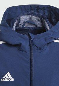 adidas Performance - GIACCA A VENTO TIRO 21 - Sports jacket - blue - 4