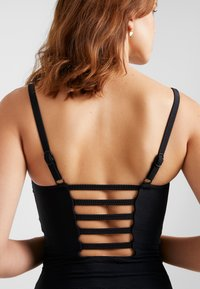 Seafolly - CAPRI MAILLOT - Swimsuit - black - 5