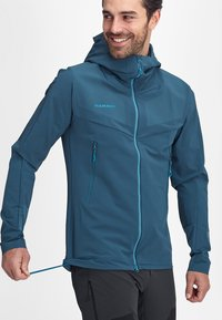 Mammut - AENERGY PRO  - Soft shell jacket - wing teal - 2
