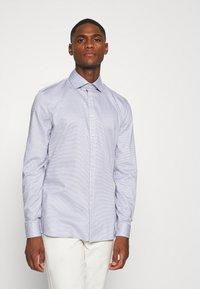 OLYMP - No. 6 - Camicia elegante - marine - 0
