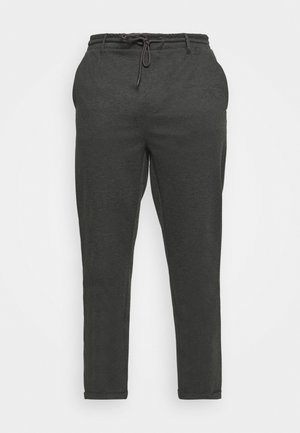 EBERLEIN WITH ROLL UP - Broek - charcoal mix