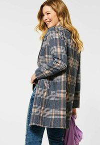 Cecil - Short coat - blau - 1