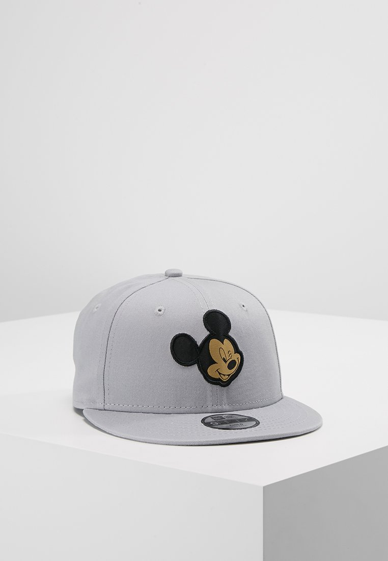 New Era - MICKEY MOUSE 9FIFTY KIDS - Casquette - black/gold