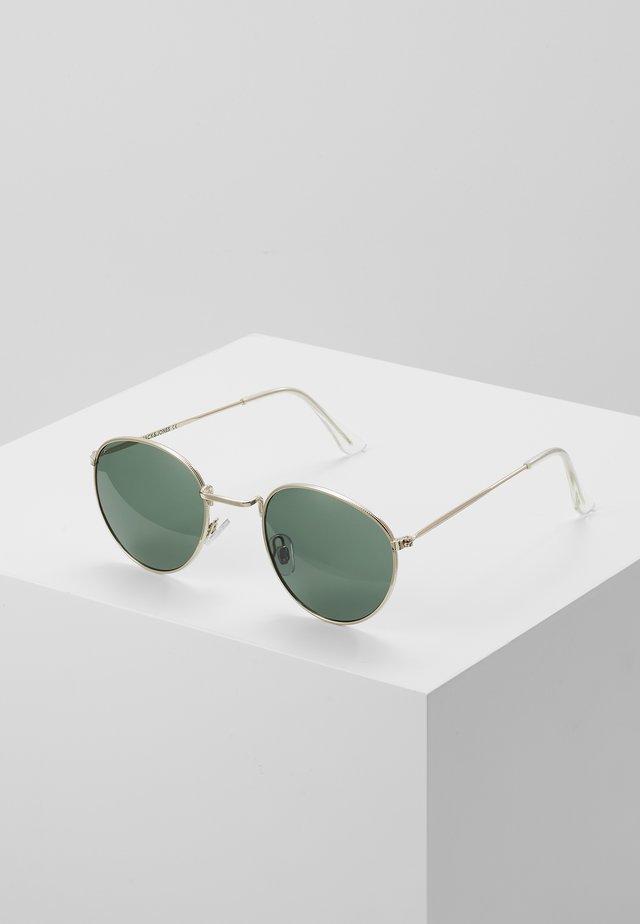 JACSTEAM SUNGLASSES - Sunglasses - bright gold-coloured
