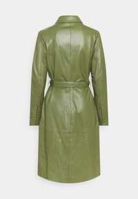 Oakwood - INDIANA - Sukienka koszulowa - dark green - 8