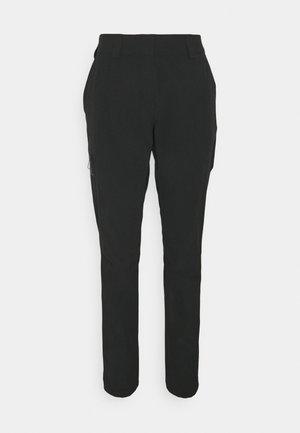 WAYFARER PANTS  - Bukse - black