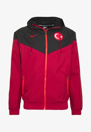 TÜRKEI - National team wear - red crush/black/habanero red