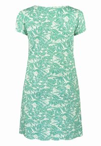 Live Unlimited London - Jersey dress - green - 2