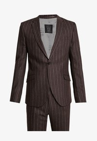 HYTHE SUIT - Suit - brown