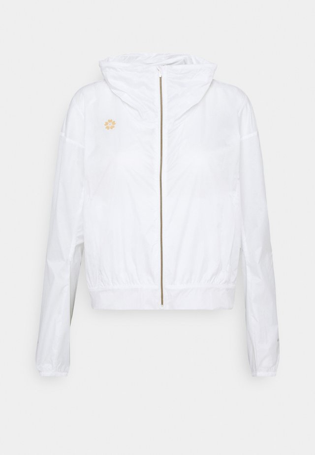 SAKURA JACKET - Sports jacket - brilliant white