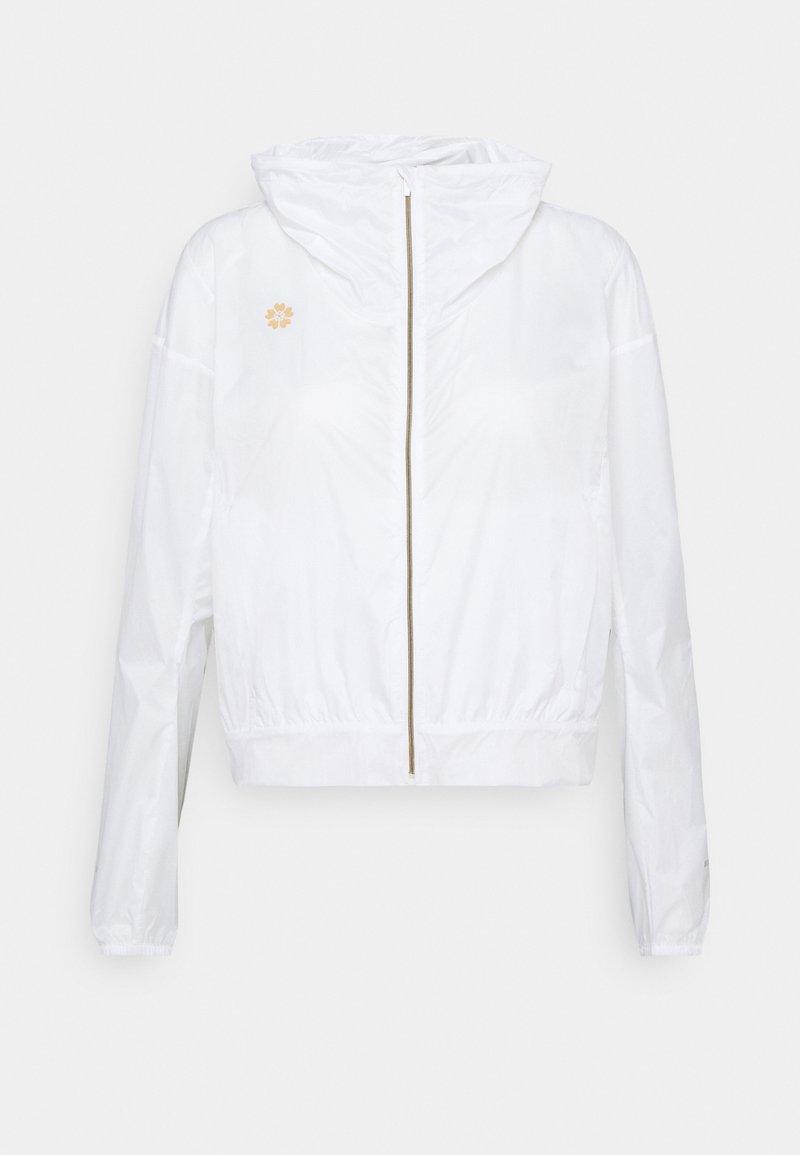 ASICS - SAKURA JACKET - Sports jacket - brilliant white