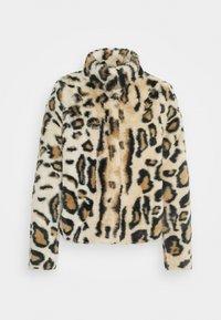 Vero Moda - VMTHEA LEO JACKET - Light jacket - tobacco brown - 0