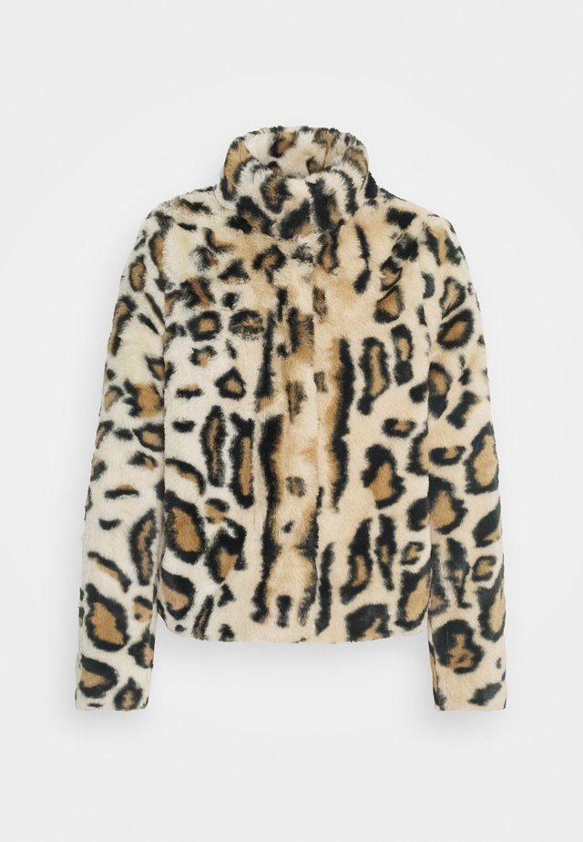 VMTHEA LEO JACKET - Light jacket - tobacco brown