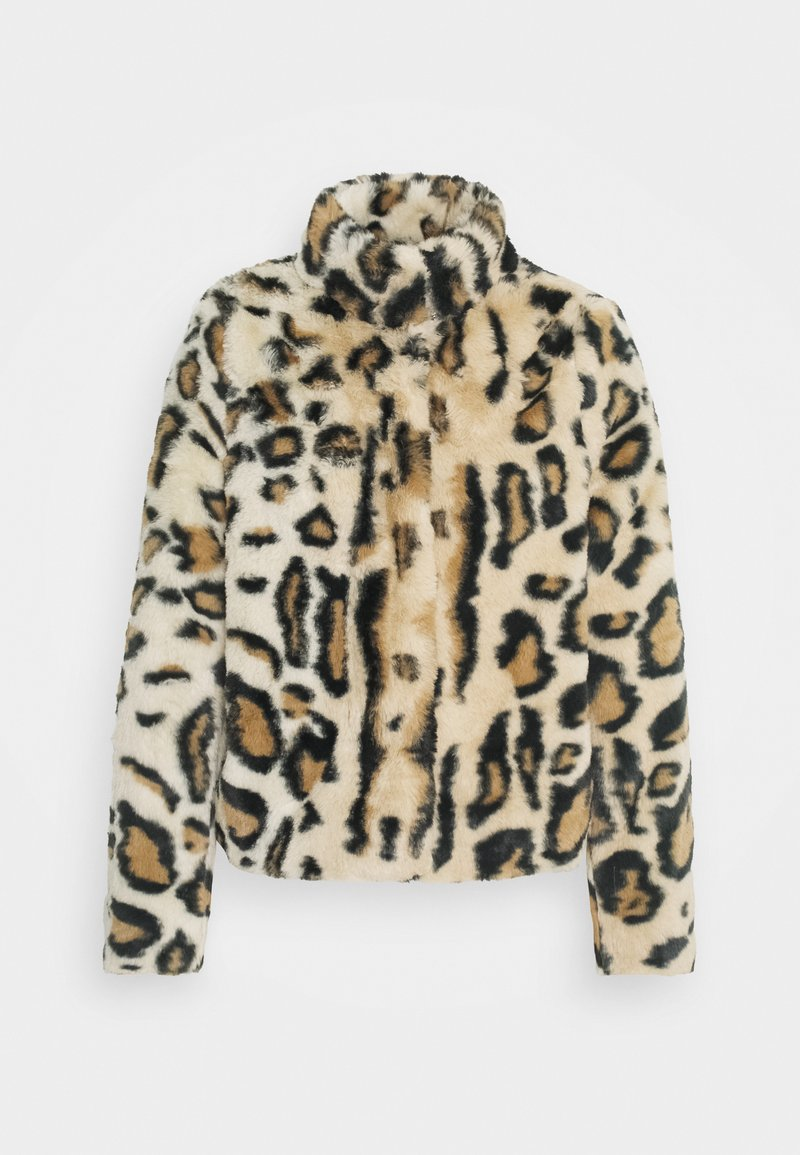 Vero Moda - VMTHEA LEO JACKET - Light jacket - tobacco brown