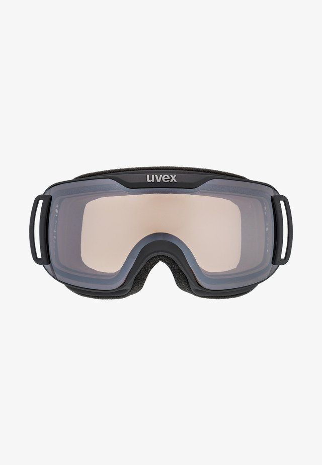 DOWNHILL - Goggles - black mat