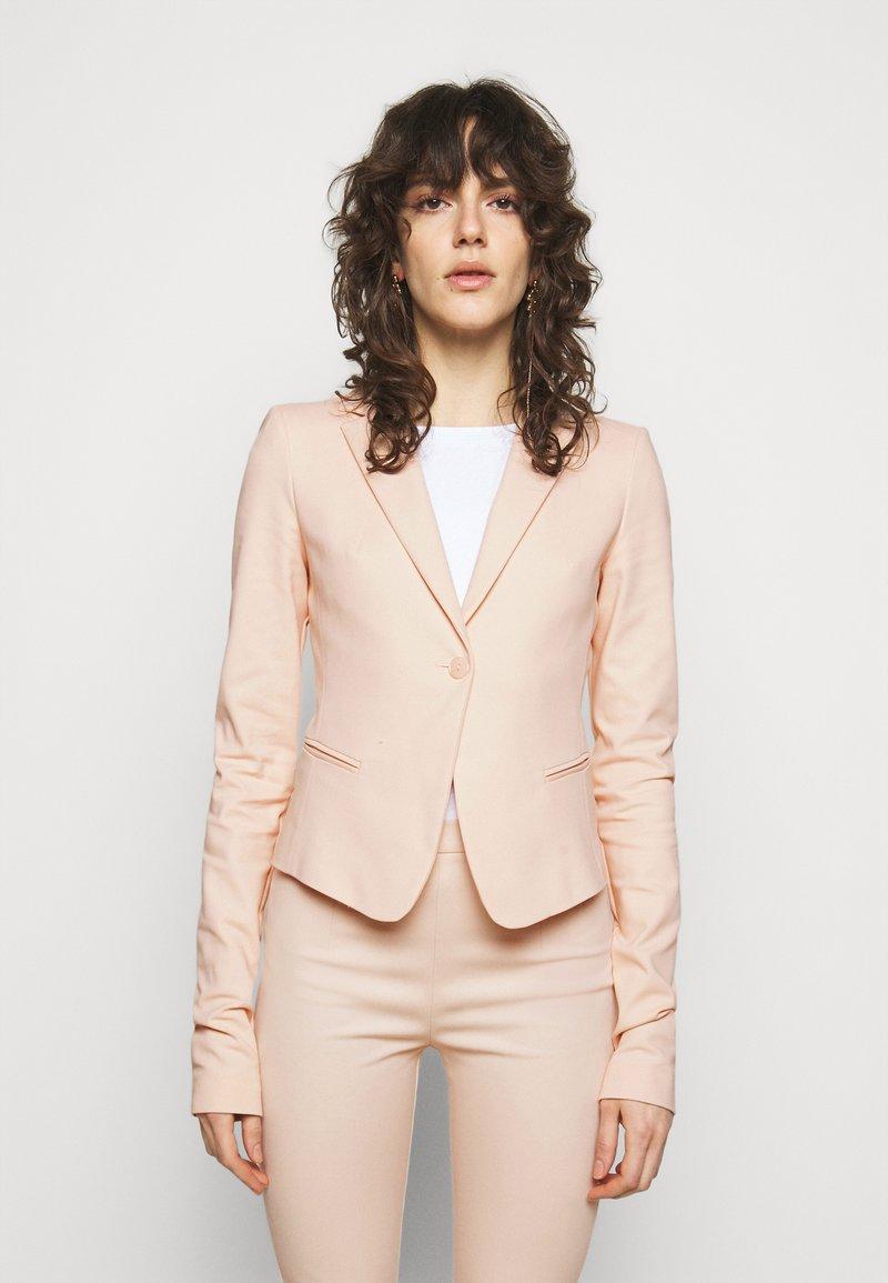 Patrizia Pepe - GIACCA - Blazer - pink dune