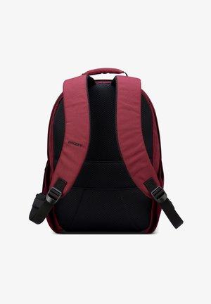 SECURBAN RUCKSACK RFID 40 CM LAPTOPFACH - Tagesrucksack - burgundy red