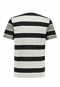 Lacoste - Polo shirt - argent/noir/blanc - 7