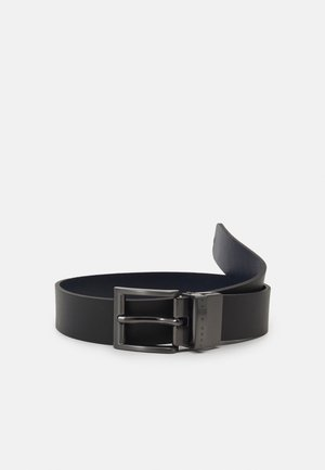 REVERSIBLE BELT - Pásek - black