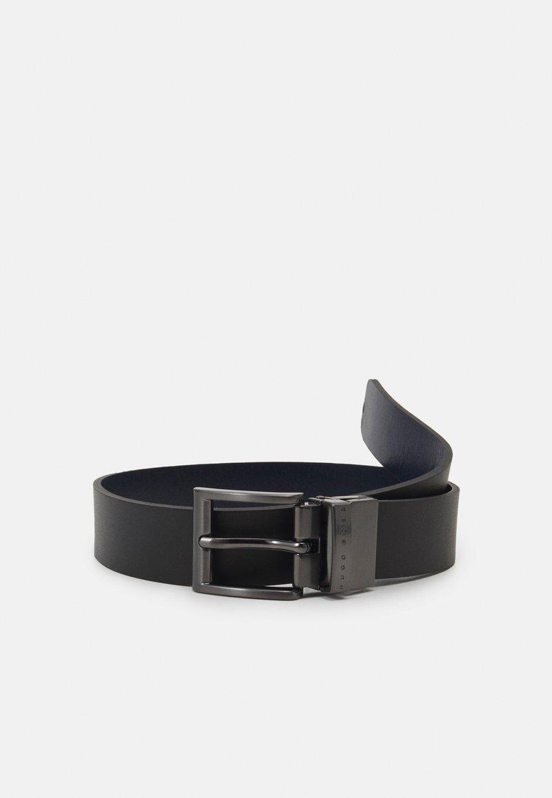BOSS Kidswear - REVERSIBLE BELT - Belt - black