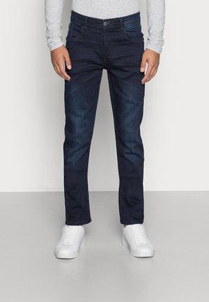 TWISTER FIT JOGG - Jeans Tapered Fit - denim blue black