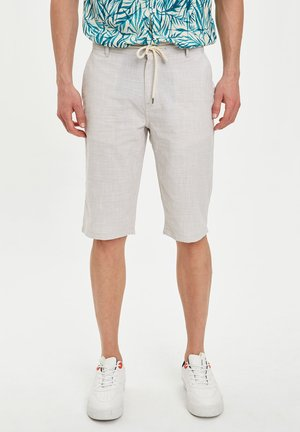 DEFACTO MAN BEIGE - Shorts - beige