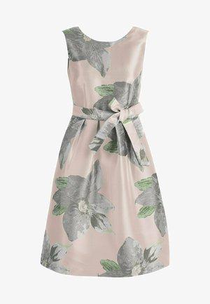 Korte jurk - mauve-multicolor