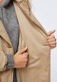 OYSHO - Trenchcoat - beige - 4