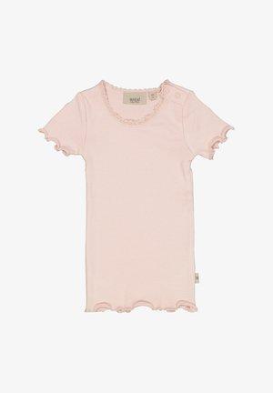 T-shirt print - powder