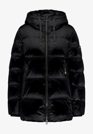 GLÄNZENDE JAVA - Down jacket - black