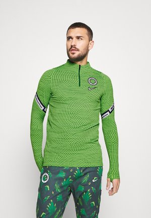 NIGERIA DRY TOP - Nationalmannschaft - pine green/black/white