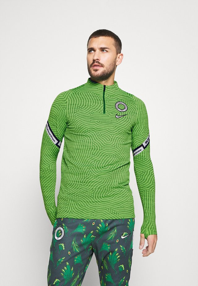 NIGERIA DRY TOP - National team wear - pine green/black/white