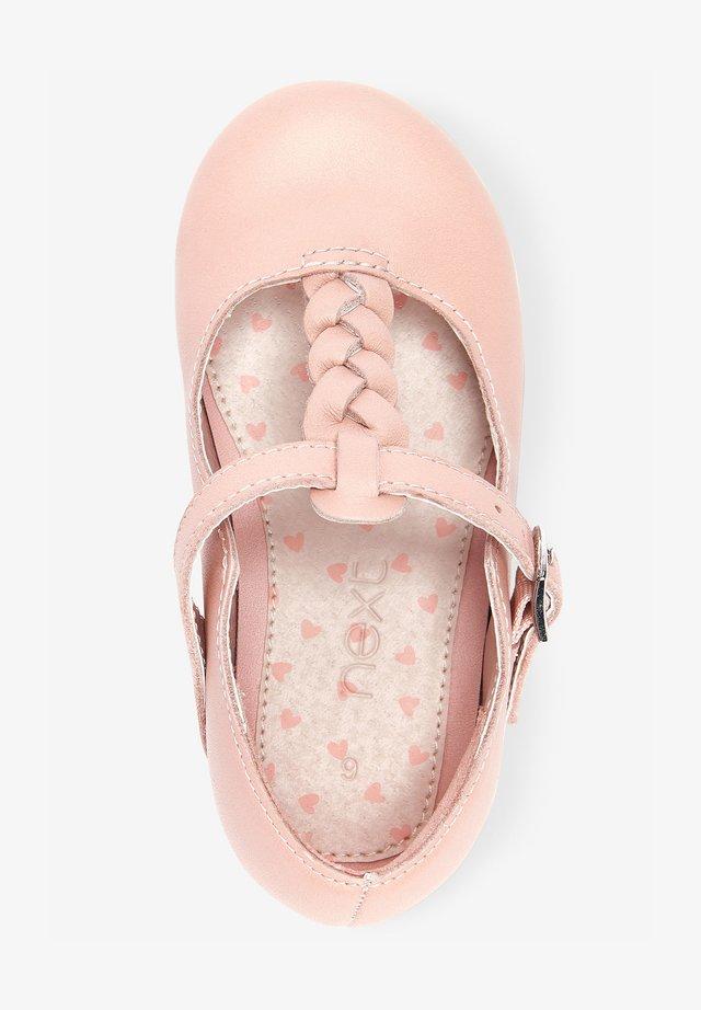 Baleríny - pink