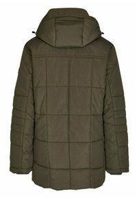 Calamar - Winter coat - oliv - 1